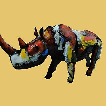 Rhinoceros by DrTigrou