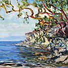 Sea and Shore study by TerrillWelch