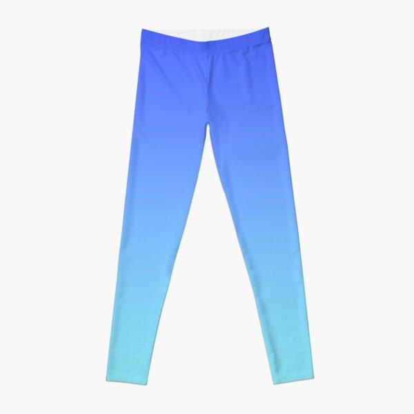 Ocean — Minimal Gradient Ombre Colorful Hipster Design for Minimalist  Leggings