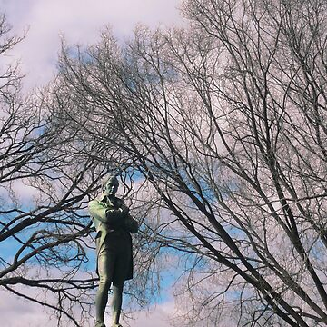 Robbie Burns Memorial Statue by rozmcq