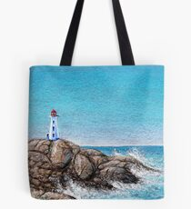 Peggy's Bucht Tote Bag