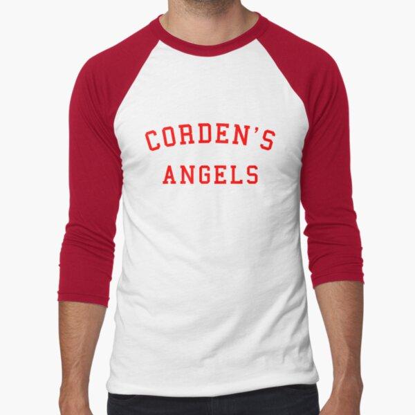 CORDEN'S ANGELS Baseball ¾ Sleeve T-Shirt