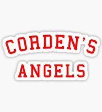 CORDEN'S ANGELS Sticker