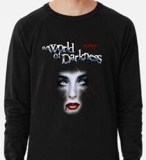 Halloween Shirt , Darkness Leichtes Sweatshirt