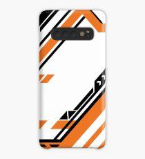 CSGO | Black & Orange Case/Skin for Samsung Galaxy