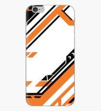 CSGO | Black & Orange iPhone Case