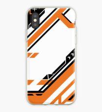 CSGO | Schwarz & Orange iPhone-Hülle & Cover