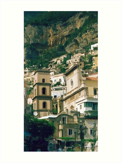 Wish You Were Here - Positano, Italy by csegalas