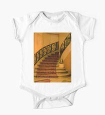 Hotel Paris Stairway One Piece - Short Sleeve