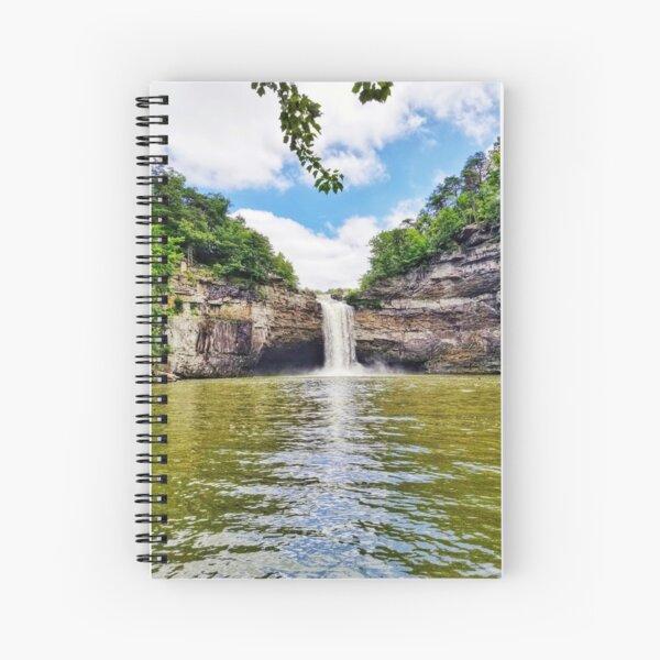 DeSoto Falls  Spiral Notebook