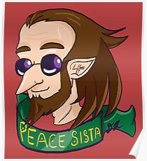 Peace Sista Poster