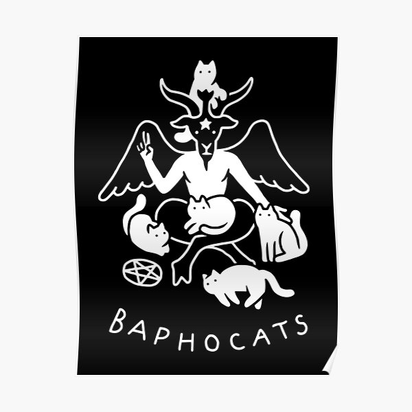 Baphocats Poster