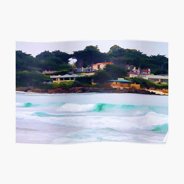 Carmel By The Sea, California Poster