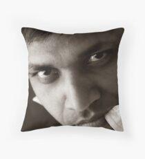 Umesh Pathak Throw Pillow