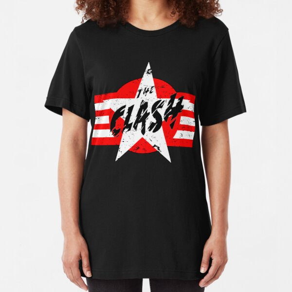 Clash Slim Fit T-Shirt