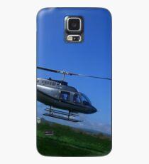 Helicoper Take-off Case/Skin for Samsung Galaxy