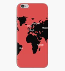 la casa de papel iPhone Case