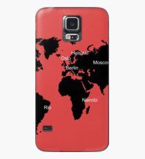 la casa de papel Case/Skin for Samsung Galaxy