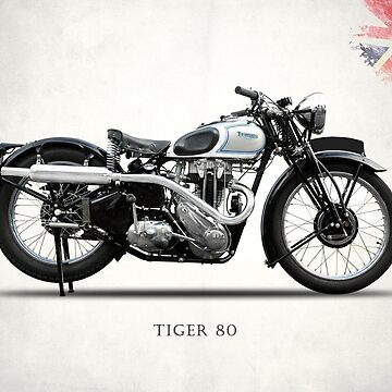 The Tiger 80 1937 by rogue-design