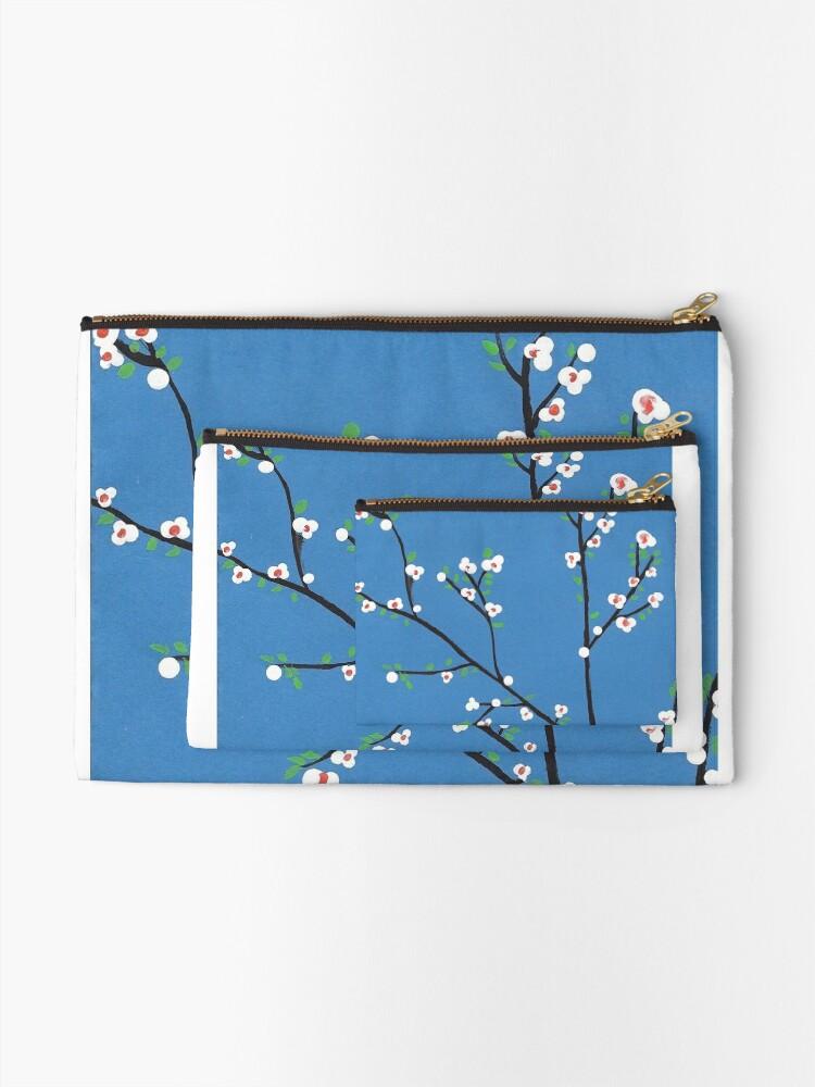 Alternative Ansicht von Blüten Täschchen