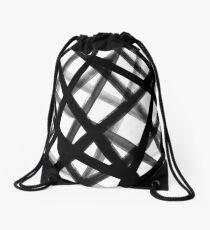 Evacuate the Dance Floor Drawstring Bag