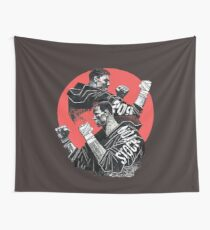 Diaz Brothers Nick & Nate  Wall Tapestry