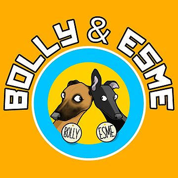Bolly & Esme (stickers only) by jameshardy