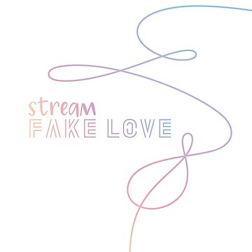 stream fake love by madiamondring