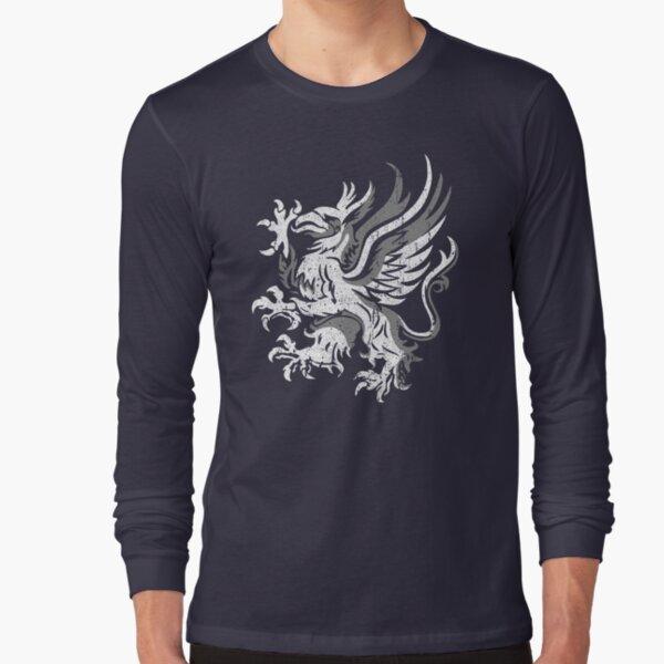 Grey Warden Sigil Long Sleeve T-Shirt
