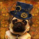 Steam Pug by fatbanana