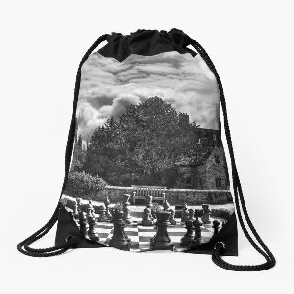 Groomsbridge Park B/W Drawstring Bag