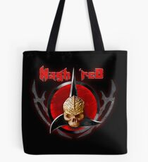 house of Nagh rEd Tote Bag