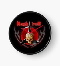 house of Nagh rEd Clock