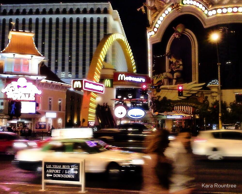 MickeyDee's on the Strip! by Kara Rountree