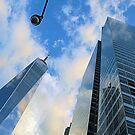 Skyscrapers by elombowmanart