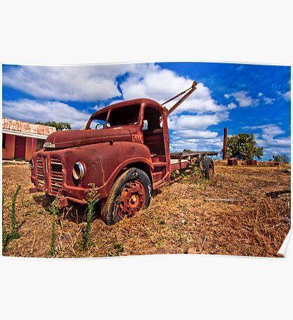 Rusty Austin Poster