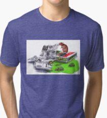 Beginnings - Teenage Mutant Ninja Turtles Tri-blend T-Shirt