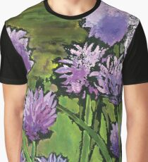 More Chives Graphic T-Shirt