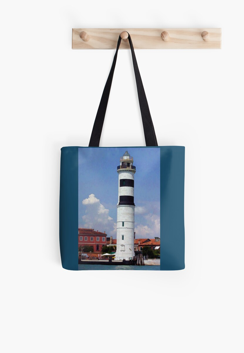Lighthouse: Venice, Italy by csegalas