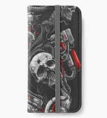 Death Machine iPhone Wallet/Case/Skin