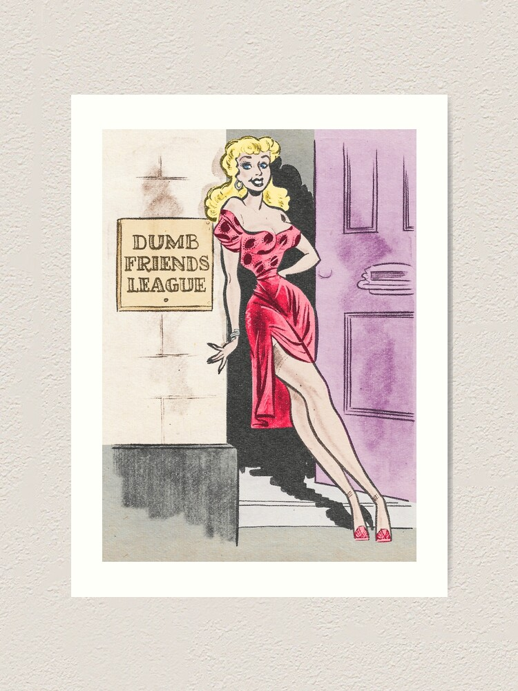 Vintage French PINUP GIRL Hosiery advert EXTRA LARGE CANVAS PRINT A1 Poster