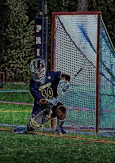 Lacrosse - In the Zone by csegalas