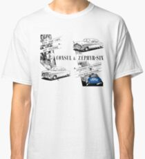 FORD CONSUL und ZEPHYR Classic T-Shirt
