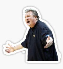 Bob Huggins Sticker