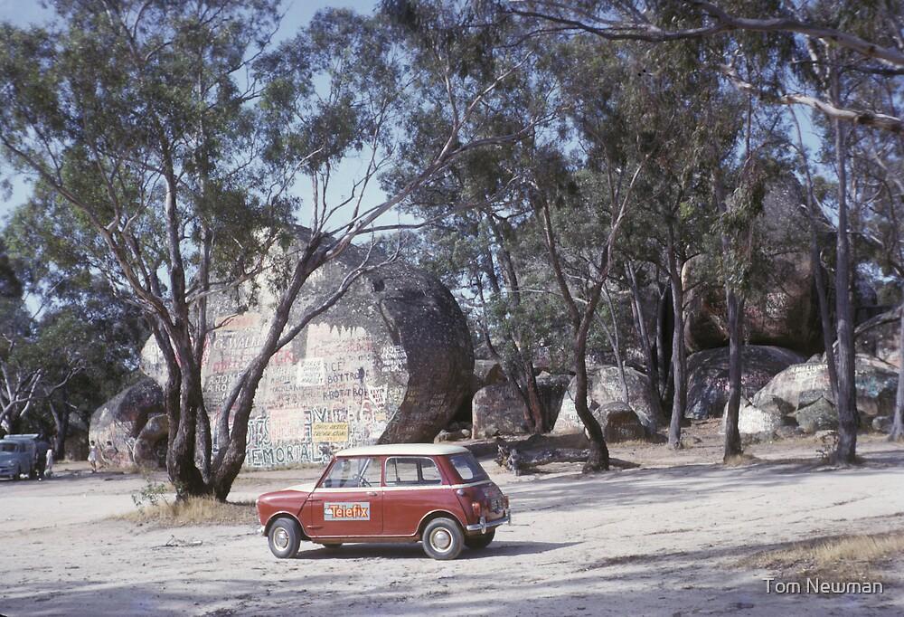 Hills TV Service Mini ~1965 by Tom Newman
