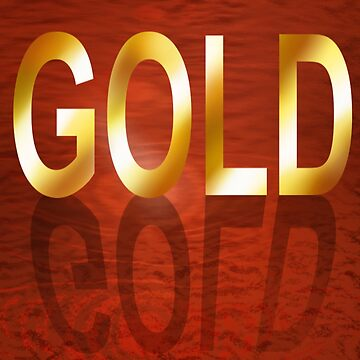 Gold text by thebigG2005