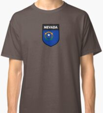 NEVADA BADGE Classic T-Shirt