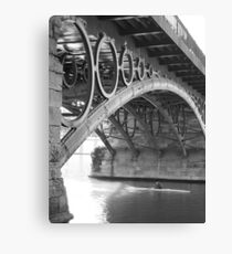 The Bridge of Triana Canvas Print