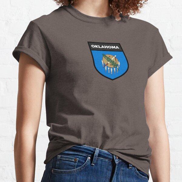 Caddo Oklahoma OK Okla T-Shirt MAP