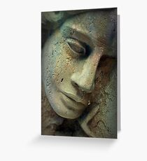 Bound to Stone Greeting Card